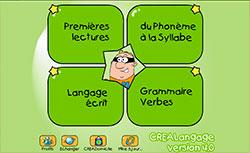 Logiciels utilisé par les professionnels de la rééducation et de la remédiation comme outil de dépistage et d'entraînement dans le cadre de dyslexies ou de difficultés de maîtrise du langage écrit.