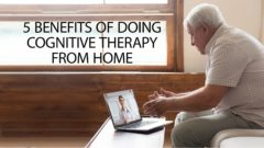 2020.3 - 5 benefits to do cognitive therapy from home
