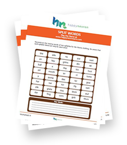 Thanksgiving Cognitive Therapy Worksheets