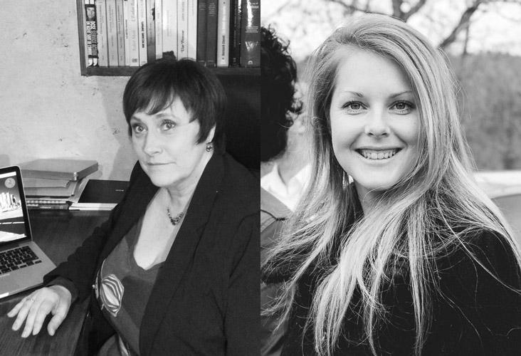 Marie-Christel Helloin et Anne Lafay, auteures d'Examath 8-15 ans