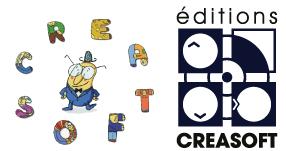 Logos Editions Créasoft