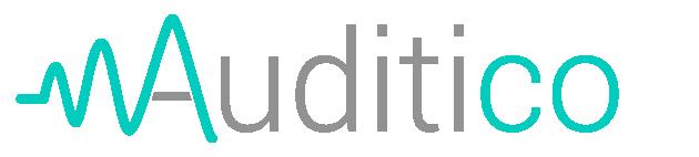 Logo Auditico, Logiciel orthophonie de rééducation auditive des patients enfants et adultes sourds avec un implant cochléaire, une prothèse auditive ou une aide auditive et des patients avec troubles phonologiques